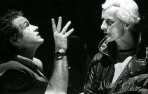 Ridley Scott & Rutger Hauer